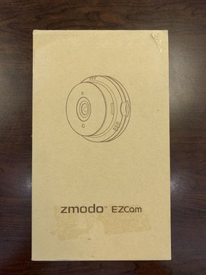 Zmodo EZCam Wireless Home Security Camera for Sale in Raleigh, NC