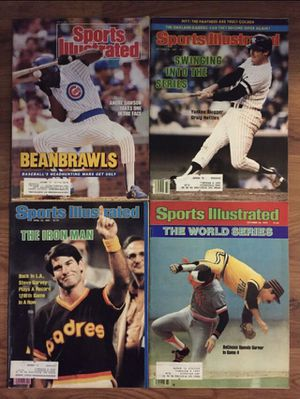 Sports Illustrated Magazines for Sale in Western Springs, IL