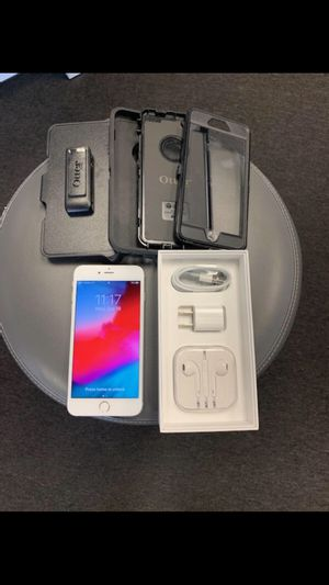 Brand New IPhone 6 Plus 32 GB with Box and all accessories AND w/ Otter Phone Case Case for Sale in Winchester, CA