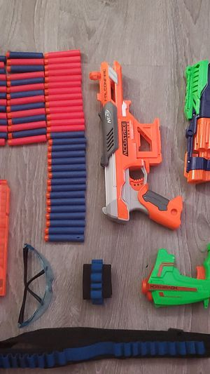 Nerf gun pack for Sale in Levittown, PA