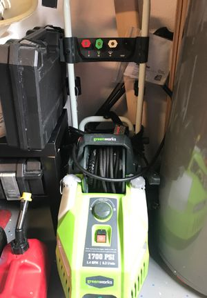 Geeenworks pressure washer in a good working condition for Sale in Riverview, FL