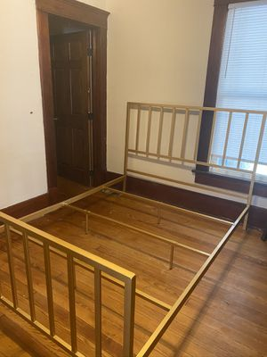 Queen Bed Frame for Sale in Wichita, KS
