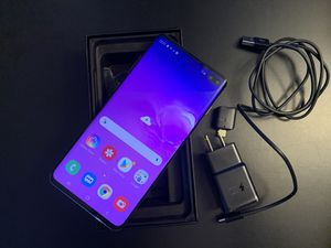 Samsung S10+ 512GB Like New Unlocked for Sale in American Canyon, CA
