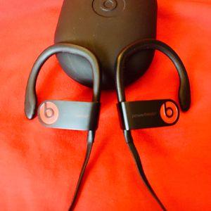 Powerbeats3 - Defiant Black- Red for Sale in Casa Grande, AZ