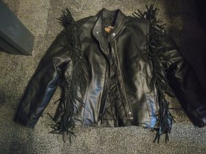 Harley Davidson leather jacket size XL for Sale in Houston, TX