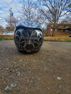 Scorpion Motorcycle Helmet EXO-1100 for Sale in Atlanta, GA