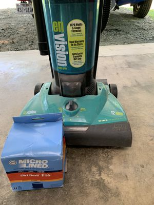 Dirt devil vacuum cleaner with new filter for Sale in Lufkin, TX