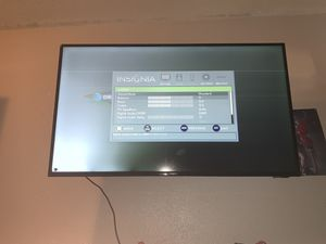 "55""Insignia flat screen for Sale in San Bernardino, CA"