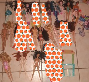 Barbies collection for Sale in San Antonio, TX