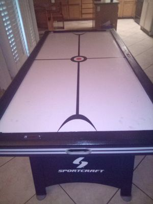 Air hockey table for Sale in Las Vegas, NV