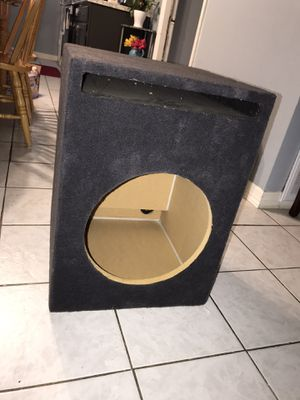 13.5 JL Audio Sub Box for Sale in Houston, TX