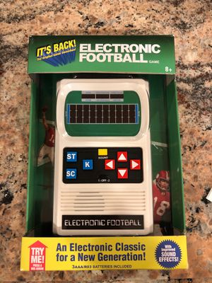 Classic Toy from 1970's. - Electronic Football for Sale in Torrance, CA