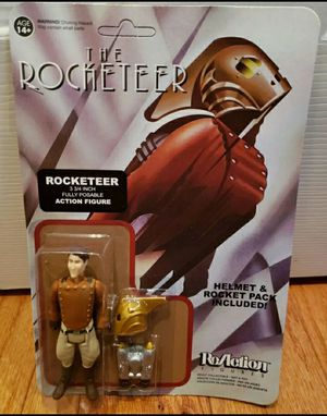 Rocketeer Action Collectible Funko Figure for Sale in Philadelphia, PA