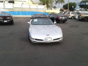 2002 Chevy Corvette for Sale in National City, CA