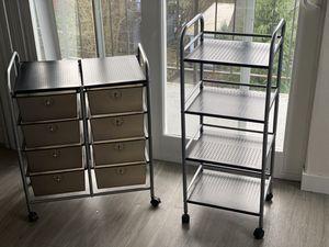 Studio organizer shelves for Sale in Seattle, WA
