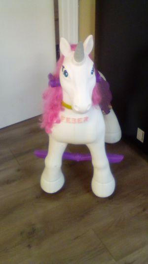 Unicorn Ride On 12 Volt for Sale in Nipomo, CA