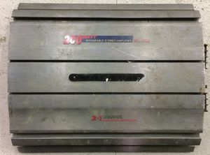 Optimus 200 watt 2/1 channel car amp for Sale in Pittsburgh, PA