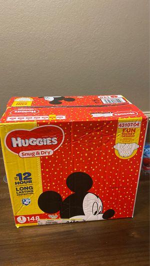 Huggies size 1 for Sale in Red Oak, TX