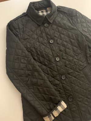 Women's Burberry Black Medium Quilted Ashurst Jacket for Sale in San Diego, CA