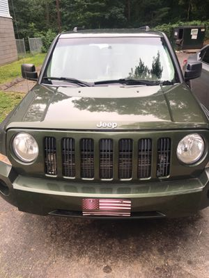Jeep Patriot for Sale in New Haven, CT