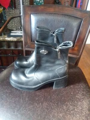 Harley boots size 8 for Sale in Elkton, VA