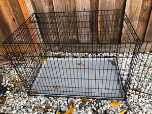 Dog cage pet animal for Sale in Fremont, CA