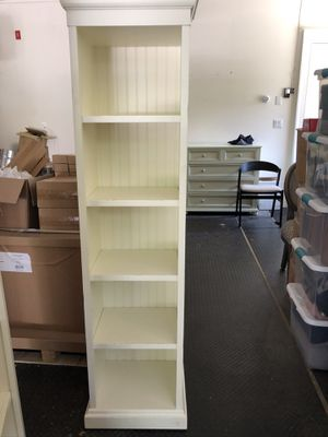 2 pottery barn bookshelves for Sale in Greenwich, CT