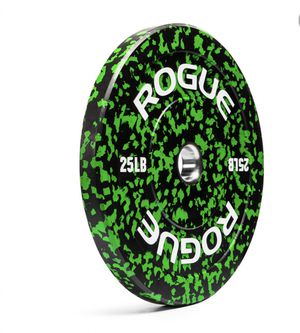 Brand New Rogue Fleck Plate 25 Lb pair for Sale in Las Vegas, NV
