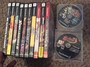 12 PS2 games for Sale in Bakersfield, CA