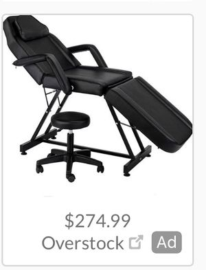 Aesthetic chair/ Massage table for Sale in Mesa, AZ
