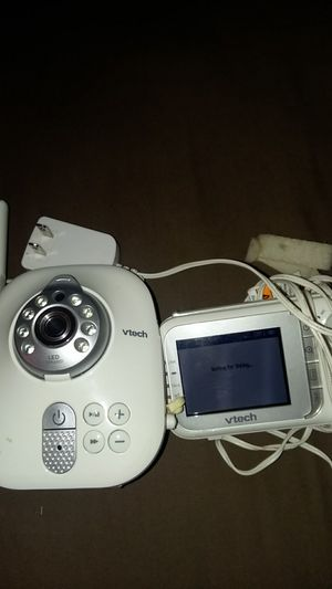 Vtech baby camera and monitor receiver for Sale in Bunkie, LA