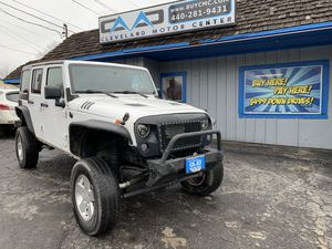 '12 Jeep Wrangler Unlimited for Sale in Elyria, OH