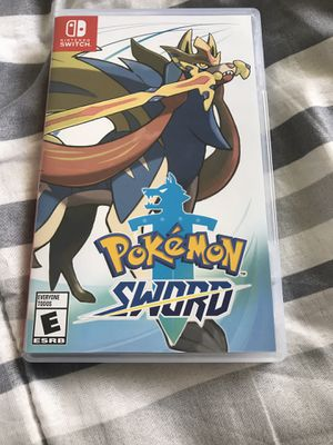 Brand New Pokémon Sword Nintendo Switch Game for Sale in Mililani, HI
