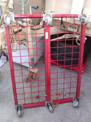Caster metal dolley for Sale in Norwalk, CA