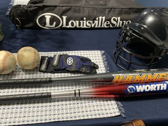 Softball Equipment for Sale in Hilton,  NY