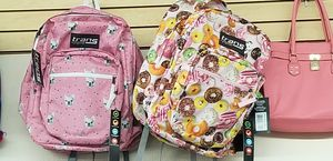 Trans jansport backpacks for Sale in Carson, CA