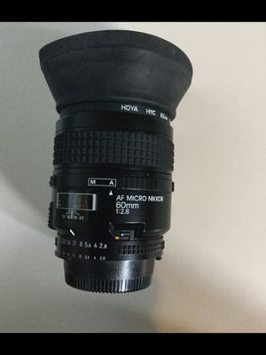 Nikon , canon , Minolta lenses and cameras for Sale in Rockville, MD
