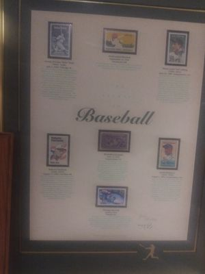 Stamps uncirculated baseball stamps for Sale in Red Hill, PA