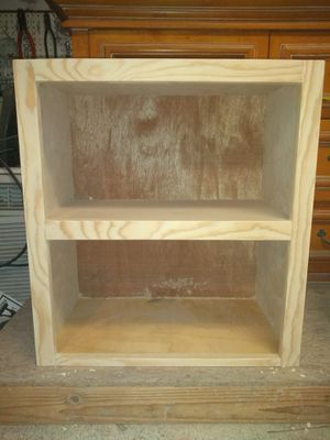 Plywood Cabinet $40 for Sale in Brownsville, TX