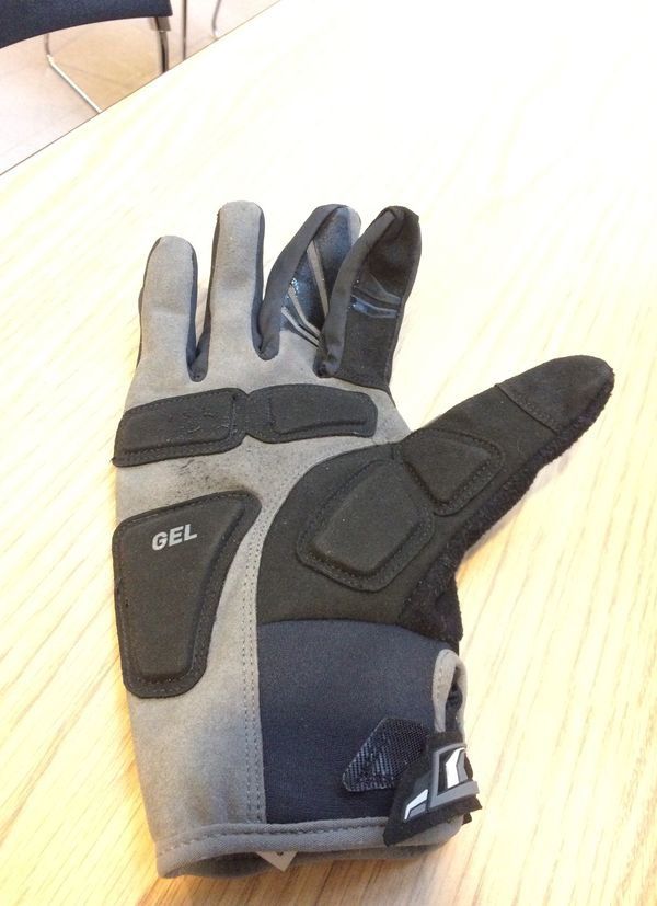 Bike glove Pearl iZumi XL Right side only
