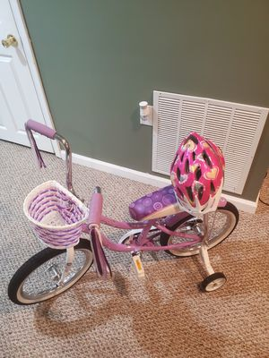 Girls 16 Inch Schwinn Jamboree SmartStart Bike for Sale in UPR MARLBORO, MD