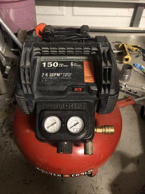 Porter cable compressor for Sale in Davenport, FL