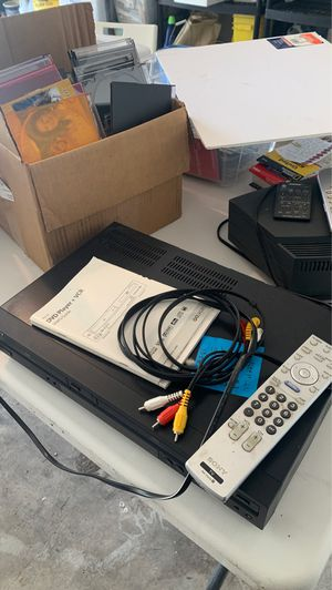 Sony DVD + VCR Player for Sale in Vancouver, WA