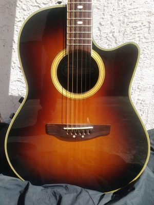 Applause Model AE- 38 Hawaian Type Guitar for Sale in Hayward, CA