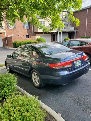 Blue Hyundai Azera 2007 Limited, 154,000 miles, good condition. $4,000 for Sale in CONCORD FARR, TN