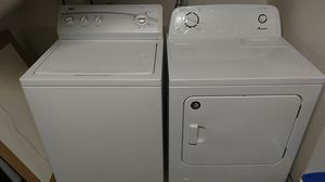 Kenmore washer/Amana dryer for Sale in Oceanside, CA