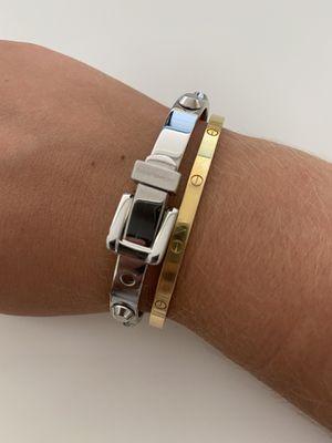Michael Kors buckle bracelet for Sale in Los Angeles, CA