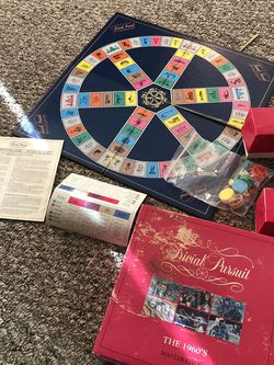 Vintage Trivial Pursuit for Sale in Providence,  RI