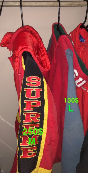Supreme Hoodie & Jacket for Sale in Murfreesboro, TN