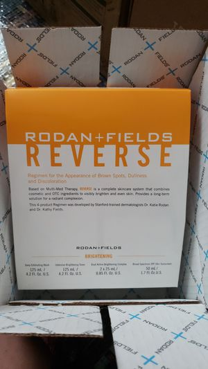 Rodan + And Field Reverse Brightening new sealed kit for Sale in Houston, TX